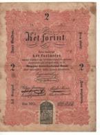HUNGARY   2 Forint   (ND 1848)   PS112 - Hungary
