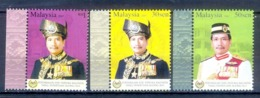 O17- Malaysia 2007. Installation His Majesty Yang Di-Pertuan Agong XIII Royal King . - Malaysia (1964-...)