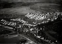 !  Wernau Am Neckar, Landkreis Esslingen, Seltenes Luftbild Moderner Abzug, Nr. 84971 Format 18 X 13 Cm - Altri