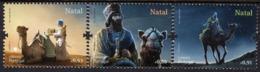 Portugal - 2019 - Christmas - Mint Stamp Set - Ungebraucht