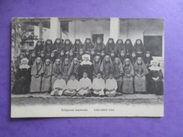 CPA LAOS RELIGIEUSES LAOCIENNES SOEURS - Laos