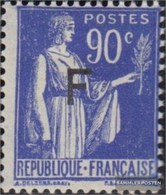 France PF1 (complete Issue) With Hinge 1939 Porofreiheitsmarke - Unused Stamps