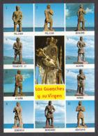108663/ CANDELARIA, Los Reyes Güanches Y La Virgen De La Candelaria - Tenerife