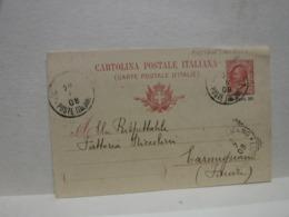 FRANCHIGIA  MILITARE -- PRIMO PERIODO   --  BOLLO --  COSTANTINOPOLI  - POSTE ITALIANE - Guerre 1914-18
