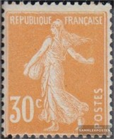France 120y GC-Paper Fine Used / Cancelled 1906 Säerin - Used Stamps