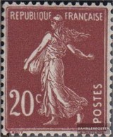 France 118y GC-Paper Fine Used / Cancelled 1906 Säerin - Used Stamps