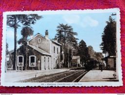 CERIZAY (deux Sèvres) Village Ecrite Animée La GARE - Cerizay