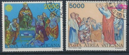 Vatikanstadt 842-843 (kompl.Ausgabe) Gestempelt 1983 Weltkommunikationsjahr (9359237 - Used Stamps