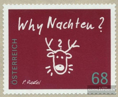 Austria 3242 (complete Issue) Unmounted Mint / Never Hinged 2015 Christmas - 2011-... Ungebraucht