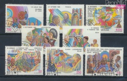 Vatikanstadt 926-933 (kompl.Ausgabe) Gestempelt 1987 Papstreisen (9355292 - Vaticano (Ciudad Del)