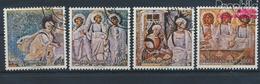 Vatikanstadt 1002-1005 (kompl.Ausgabe) Gestempelt 1990 40 Jahre Caritas (9355288 - Vaticano (Ciudad Del)