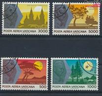 Vatikanstadt 1014-1017 (kompl.Ausgabe) Gestempelt 1990 Papstreisen (9355285 - Vaticano (Ciudad Del)