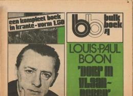 Bulkboek 4 - Dorp In Vlaanderen - Een Kompleet Boek In Krantevorm - Livres, BD, Revues
