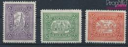 Aschaffenburg I -III (complète.Edition.) Neuf Avec Gomme Originale 1946 Reconstruction (9363653 (9363653 - Germania