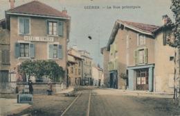 I145 - 38 - GIÈRES - Isère - La Rue Principale - Sonstige Gemeinden