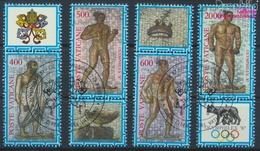Vatikanstadt 920-923 (kompl.Ausg.) Gestempelt 1987 OLYMPHILEX (9355360 - Vaticano (Ciudad Del)