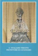Cartolina Non Viaggiata San Vitaliano Da Catanzaro - Catanzaro