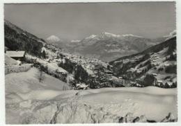 Suisse // Schweiz // Switzerland //  Valais // Troistorrents En Hiver - VS Valais