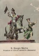 Cartolina Usata Non Viaggiata San Giorgio Martire Da Colle Sannita - Benevento - Benevento