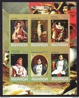 Napoleon Bonaparte - Rwanda 2016 // Private Issue, Imperf. - MNH - Napoleon