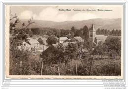 RENDEUX  ..--   Village Et Eglise Restaurée . 1954 Vers BORGERHOUT . Voir Verso . - Rendeux