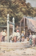 *** MIRAMAR ***  BURMA At The Well  Unused TTB - Myanmar (Birma)