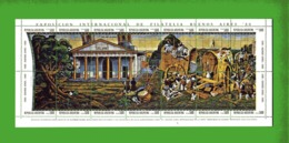 (St )   Argentina **1980 Yv. Bloc 27  Fondation De Buenos Aires - Ceramique Murale - Bloc NON PLIER - Blocchi & Foglietti