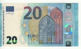 "20 EURO  ""Portugal""   DRAGHI    M 004 D1     MC2380502853  /  FDS - UNC - EURO"