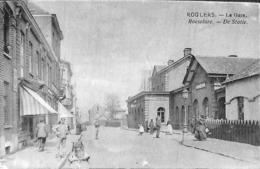 Roeselare Roulers - De Statie - La Gare (animatie, PhoB) - Röselare