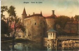 BRUGES-BRUGGE - Porte De Gand - Carte Lux Belgique, 263 - A Circulé - Brugge