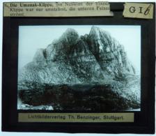 DIE UMANAK-KLIPPE - Diapositiva Su Vetro
