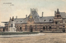 Vilvorde Vilvoorde - La Gare (gekleurd) - Vilvoorde