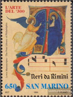 San Marino 1635 (complete Issue) Unmounted Mint / Never Hinged 1995 Neri-da-Rimini - San Marino