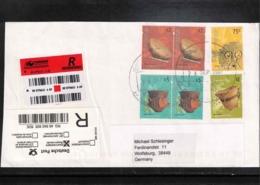 Argentina 2007 Interesting Registered Letter - Argentinien