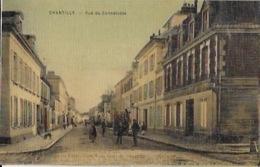 CPA De CHANTILLY - Rue Du Conétable - Chantilly