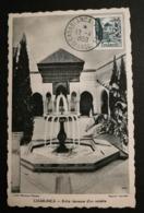 Maroc.Carte Maximum.Casablanca.1950 - Maroc (1891-1956)