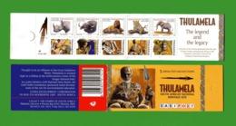 (St 5) SOUTH AFRICA,** 1997, Booklet 41, Big 5, Thulamela-labels.  MNH - Booklets