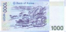South Korea P.54 1000 Won 2007 Unc - Corea Del Sud