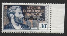 AFRIQUE EQUATORIALE FRANCAISE - AEF - A.E.F. - 1941 - YT 104** - COTE 25,00 EUROS - A.E.F. (1936-1958)