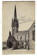 Cpa N° 880 LANDIVISIAU L ' Eglise Le Clocher - Landivisiau