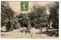 NANCY - Au Parc Du Pépinière - Nancy