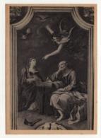 Cartolina Antica Non Viaggiata Basilica Corpus Domini Altare Della Madonna -Torino - Churches