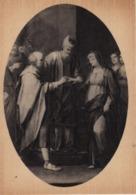 Cartolina Antica Non Viaggiata Basilica Corpus Domini Sposalizio Della Vergine - Torino - Churches