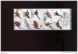 Belgie Boekje B154 Carnet 2015 Dinosaurs Dino's Dinosaurussen MNH - Carnets 1953-....