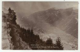 Suisse // Schweiz // Switzerland //  Valais // Martigny  Et La Vallée Du Rhône, Vu De Ravoire - VS Valais