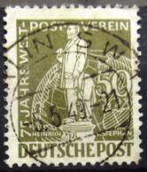 ALLEMAGNE Berlin                 N° 24                   OBLITERE - Berlin (West)