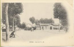 FEURS Gare Du P-L-M - Feurs