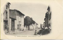 PONT DU CHATEAU Route De Bordeaux à Lyon - Pont Du Chateau