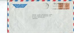 Regno Unito (1988) - Busta Per La Germania - 1952-.... (Elisabetta II)