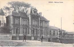 78 - EPONE : Mairie Et Ecole - CPA - Yvelines - Epone